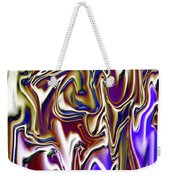 1717 Abstract Thought Weekender Tote Bag