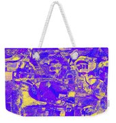 1743 Abstract Thought Weekender Tote Bag
