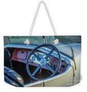 1743.032 1930 Mg Steering Weekender Tote Bag