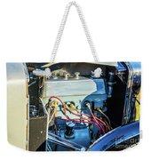 1743.034 1930 Mg Engine Weekender Tote Bag