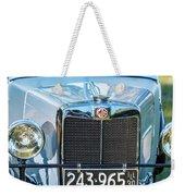 1743.037 1930 Mg Grill Weekender Tote Bag