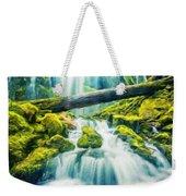 Nature Oil Paintings Landscapes Weekender Tote Bag