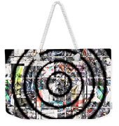 1766 Abstract Thought Weekender Tote Bag