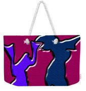 1771 Abstract Thought Weekender Tote Bag