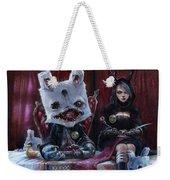 17750 Surrealist Surreal Weekender Tote Bag