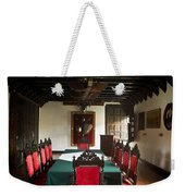17th Centruy Meeting Room Weekender Tote Bag