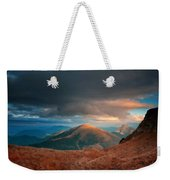 Landscape Scene Weekender Tote Bag