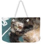 Maine Coon Cat Weekender Tote Bag