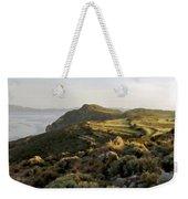 Plan E Landscape Weekender Tote Bag