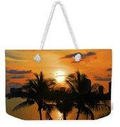 18- Sunrise Surprise Weekender Tote Bag