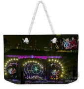 The Grateful Dead At Soldier Field Fare Thee Well Weekender Tote Bag