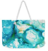 Untitled Weekender Tote Bag by Angelina Cornidez