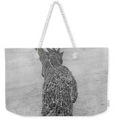 18,000 Officers And Men Form The Statue Of Liberty At Camp Dodge In Iowa. 1917 Weekender Tote Bag