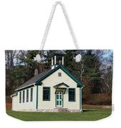 1800's School House 1 Weekender Tote Bag