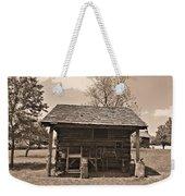 1800's Tool House Weekender Tote Bag
