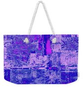 1848 Abstract Thought Weekender Tote Bag
