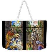 1857 Nativity Scene Weekender Tote Bag