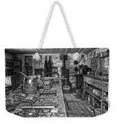 1860's Ore Assay Office Shop - Montana Weekender Tote Bag