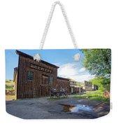 1863 H. S. Gilbert Brewery - Virginia City Ghost Town Weekender Tote Bag
