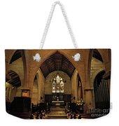 1865 - St. Jude's Church  - Interior Weekender Tote Bag