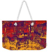 1872 Abstract Thought Weekender Tote Bag