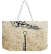 1887 Anchor Patent Weekender Tote Bag