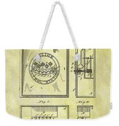 1895 Police Call Box Weekender Tote Bag
