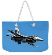 18th Aggressor Sgn Viper Pulling Up Trailing Vapes Weekender Tote Bag