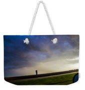 6th Storm Chase 2015 Weekender Tote Bag