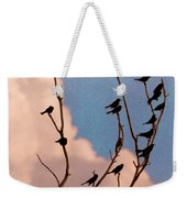 19 Blackbirds Weekender Tote Bag