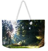 Great Landscape Weekender Tote Bag