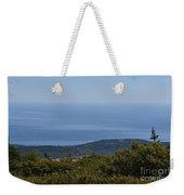Mountain's View Weekender Tote Bag