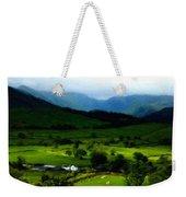 P W Landscape Weekender Tote Bag