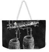 1900 Beer Cooler Weekender Tote Bag