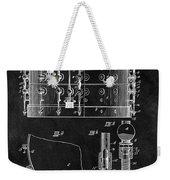 1900 Orchestra Drum Patent Weekender Tote Bag