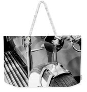 1907 Rr Silver Ghost - The 57 Millions Dollar Car Weekender Tote Bag