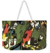 1909 Vasily Kandinsky Weekender Tote Bag
