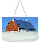 1912 Finnish Barn Valley County Weekender Tote Bag