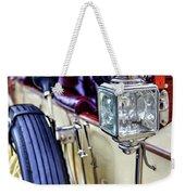 1913 Rolls Royce Silver Ghost Detail Weekender Tote Bag