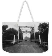 1915 Hudson Road Bridge Weekender Tote Bag