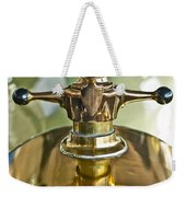 1917 Owen Magnetic M-25 Hood Ornament 2 Weekender Tote Bag