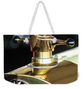 1917 Owen Magnetic M-25 Hood Ornament Weekender Tote Bag