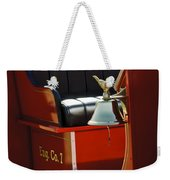 1919 Volunteer Fire Truck Eng. Co. 7 Weekender Tote Bag