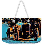 1920's Racing Car Weekender Tote Bag