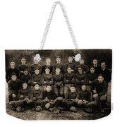1921 Royal Cc Football Champions Weekender Tote Bag