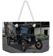 1923 Ford Model T Truck Weekender Tote Bag