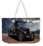 1923 Model T Ford Truck Weekender Tote Bag