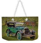 1923 Studebaker Big Six Touring Car Weekender Tote Bag