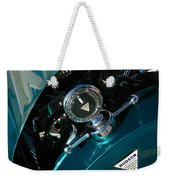 1924 Hudson Hood Ornament Weekender Tote Bag