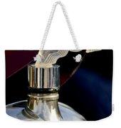 1925 Citroen Cloverleaf Hood Ornament Weekender Tote Bag